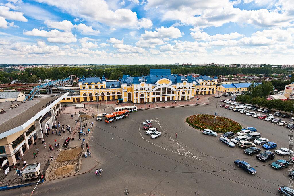 Едуем в Сибирских Афинах – городе инноваций Томске!
